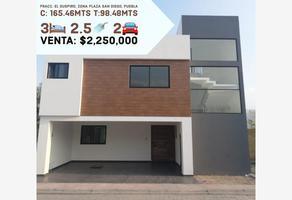 Foto de casa en venta en fraccionamiento el suspiro 2, san diego, san pedro cholula, puebla, 0 No. 01
