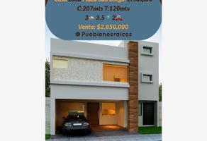 Foto de casa en venta en fraccionamiento el suspiro 82, villas san diego, san pedro cholula, puebla, 0 No. 01