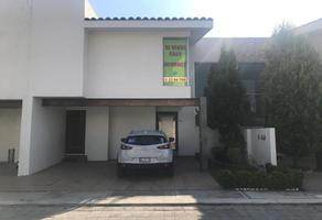 Foto de casa en venta en fraccionamiento en san bernardino tlaxcalancingo 1, san bernardino tlaxcalancingo, san andrés cholula, puebla, 0 No. 01