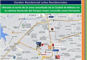 Foto de terreno habitacional en venta en fraccionamiento garden residencial , hacienda del parque 1a sección, cuautitlán izcalli, méxico, 19399883 No. 01