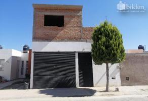 Foto de casa en venta en fraccionamiento haciendas de tapias nd, hacienda de tapias, durango, durango, 17280774 No. 01