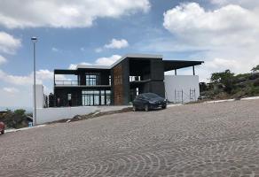 Foto de terreno habitacional en venta en fraccionamiento jade sur 90, los alcanfores sección sur, querétaro, querétaro, 0 No. 01