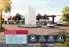 Foto de terreno habitacional en venta en fraccionamiento las ramblas , pozos residencial, san luis potosí, san luis potosí, 7212757 No. 01