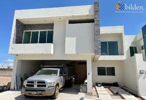 Foto de casa en venta en fraccionamiento los nogales nd, los nogales, durango, durango, 0 No. 01