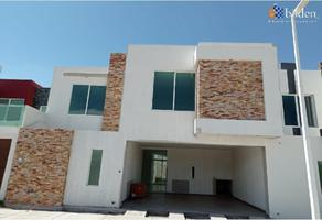 Foto de casa en venta en fraccionamiento los nogales residencial 100, los nogales, durango, durango, 0 No. 01