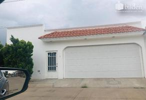 Foto de casa en renta en fraccionamiento misiones españa nd, españa, durango, durango, 15705194 No. 01
