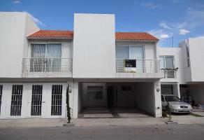 Foto de casa en renta en fraccionamiento monterreal, circuito huracán 129 , las mercedes, san luis potosí, san luis potosí, 13716171 No. 01