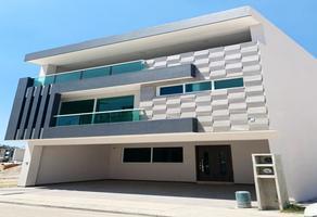 Foto de casa en condominio en venta en fraccionamiento nobel , ángeles, san andrés cholula, puebla, 0 No. 01