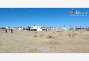 Foto de terreno habitacional en venta en fraccionamiento nuevo pedregal 100, nuevo pedregal, durango, durango, 0 No. 01