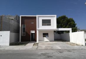 Foto de casa en venta en  , fraccionamiento parajes de los pinos, ramos arizpe, coahuila de zaragoza, 0 No. 01