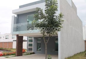 Foto de casa en venta en fraccionamiento parque yucatán, circuito mayapan , lomas de angelópolis ii, san andrés cholula, puebla, 0 No. 01