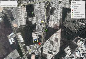 Foto de terreno habitacional en venta en fraccionamiento , paseos de opichen, mérida, yucatán, 0 No. 01