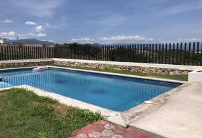 Foto de casa en venta en fraccionamiento pedregal del lago , tequesquitengo, jojutla, morelos, 0 No. 01