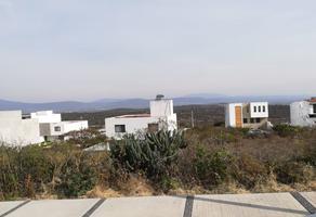 Foto de terreno habitacional en venta en  , fraccionamiento piamonte, el marqués, querétaro, 19372322 No. 01