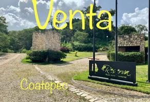 Foto de terreno habitacional en venta en fraccionamiento privado lote 4, zoncuatla, coatepec, veracruz de ignacio de la llave, 18815399 No. 01