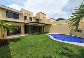 Foto de casa en renta en fraccionamiento real san juan 0, chapultepec, cuernavaca, morelos, 16715402 No. 01