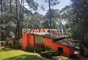 Foto de casa en venta en fraccionamiento residencial , avándaro, valle de bravo, méxico, 0 No. 01
