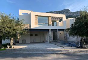 Foto de casa en venta en fraccionamiento , residencial cordillera, santa catarina, nuevo león, 18173146 No. 01