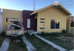 Foto de casa en venta en fraccionamiento residencial villa dorada durango , residencial villa dorada, durango, durango, 9146514 No. 01