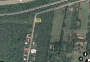 Foto de terreno habitacional en venta en fraccionamiento río pánuco , moralillo, pánuco, veracruz de ignacio de la llave, 14955003 No. 01