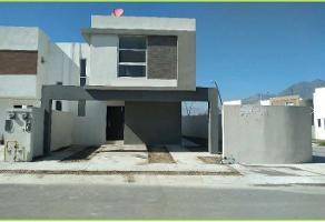 Foto de casa en venta en fraccionamiento samsara, calle gentile , mitras poniente, garcía, nuevo león, 0 No. 01