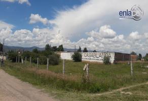 Foto de terreno habitacional en renta en  , fraccionamiento san miguel de casa blanca, durango, durango, 14018021 No. 01