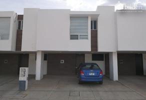 Foto de casa en renta en  , fraccionamiento san miguel de casa blanca, durango, durango, 15927584 No. 01