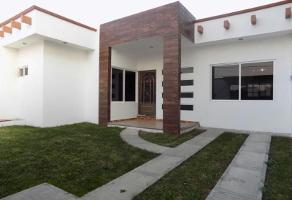 Foto de casa en venta en fraccionamiento tezahuapan , tetelcingo, cuautla, morelos, 0 No. 01