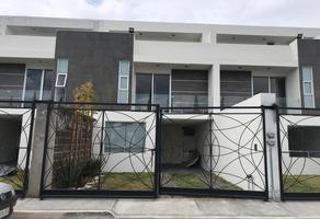 Foto de casa en condominio en renta en fraccionamiento tlatelco , jesús tlatempa, san pedro cholula, puebla, 18154181 No. 01