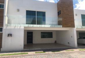Foto de casa en renta en fraccionamiento vidalta , cholula, san pedro cholula, puebla, 0 No. 01