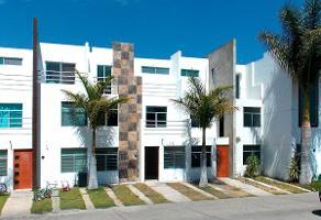 Foto de casa en venta en fraccionamiento villas de san martin , santa cruz del valle, tlajomulco de zúñiga, jalisco, 6525369 No. 01
