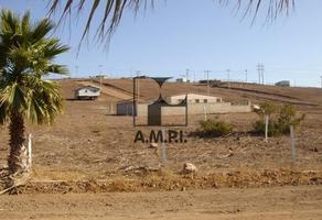 Foto de terreno habitacional en venta en francisco aguilar enriquez , villa mar, playas de rosarito, baja california, 18409742 No. 01
