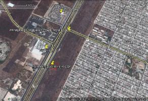 Foto de terreno comercial en venta en  , francisco de montejo, mérida, yucatán, 10916490 No. 01
