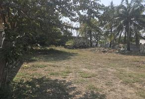 Foto de terreno habitacional en venta en francisco i. madero 300, el coyol ivec, veracruz, veracruz de ignacio de la llave, 14898614 No. 01