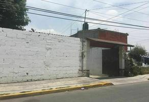 Foto de terreno habitacional en venta en francisco i. madero 57, delegación santa maría totoltepec, 50200 toluca de lerdo, méx. , san cristóbal huichochitlán, toluca, méxico, 0 No. 01