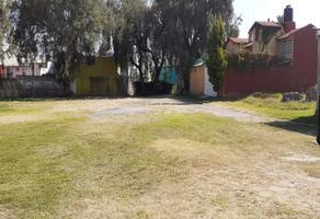 Foto de terreno habitacional en venta en francisco i madero , villa las manzanas, coacalco de berriozábal, méxico, 14612713 No. 01