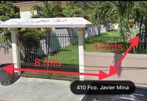 Foto de terreno habitacional en venta en francisco javier mina , altamira centro, altamira, tamaulipas, 18155308 No. 01