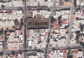 Foto de terreno comercial en venta en francisco marquez , chapultepec, culiacán, sinaloa, 13026718 No. 01