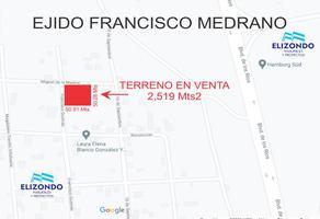 Foto de terreno habitacional en venta en  , francisco medrano, altamira, tamaulipas, 0 No. 01
