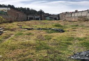 Foto de terreno habitacional en venta en  , francisco murguía el ranchito, toluca, méxico, 17881281 No. 01