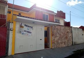 Foto de casa en renta en francisco sarabia 2407, el carmen, apizaco, tlaxcala, 0 No. 01