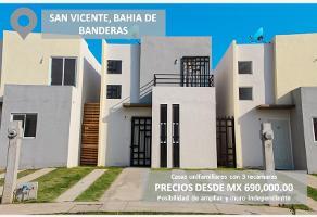 Foto de casa en venta en francisco villa 1, la esperanza, bahía de banderas, nayarit, 0 No. 01