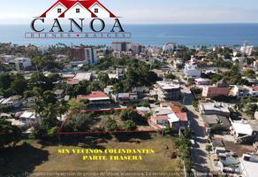 Foto de terreno habitacional en venta en francisco villa 263, bucerías centro, bahía de banderas, nayarit, 0 No. 01