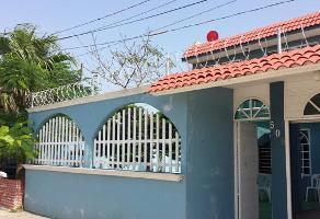 Foto de casa en venta en  , francisco villa norte, coatzacoalcos, veracruz de ignacio de la llave, 11721884 No. 01