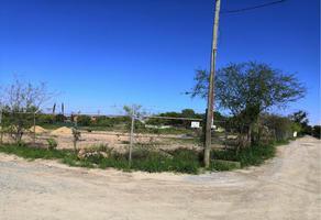 Foto de terreno comercial en renta en francisco y madero y f.u gómez 00, dulces nombres, pesquería, nuevo león, 0 No. 01