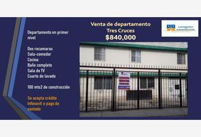 Foto de departamento en venta en fray bartolomé de las casas 8316, tres cruces, puebla, puebla, 18213927 No. 01