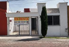 Foto de casa en renta en fray garcia de salvatierra 204, quintas del marqués, querétaro, querétaro, 0 No. 01
