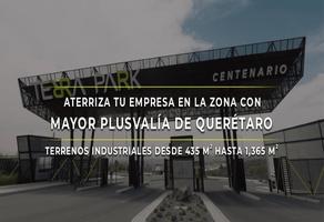 Foto de terreno industrial en venta en  , fray junípero serra, querétaro, querétaro, 0 No. 01