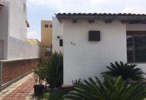 Foto de casa en renta en fray sebastián de gallegos 69, privada bellavista, corregidora, querétaro, 0 No. 01