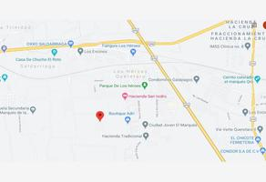 Foto de terreno habitacional en venta en fresno esquina jacarandas 1223, el marqués, querétaro, querétaro, 0 No. 01